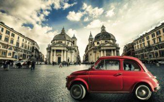 Weekendophold i Rom