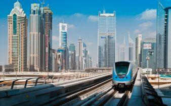 Rejs til Dubai