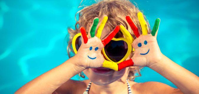 Klar til sommerferie